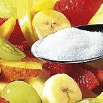 welcher zuckerersatz bei fructoseintoleranz